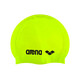 arena Classic Silicone Bathing Cap green